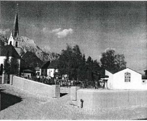 Friedhofserweiterung