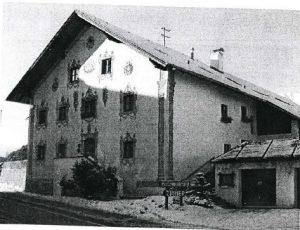 """Ansitz """"Schneggenhause"""" bzw. Postmeisterhaus"""