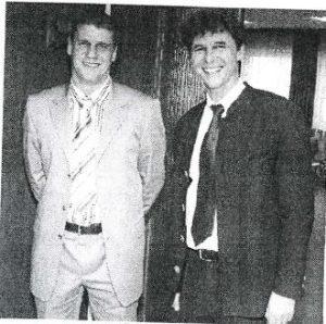 Die beiden Bürgermeisterkandidaten