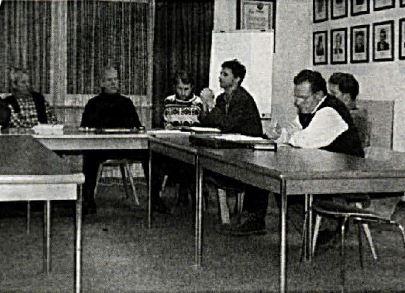 Gemeinderat tagt erstmals ohne Karl Auer