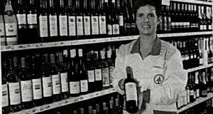 Sparmarkt Leiterin Alexandra Bernhard