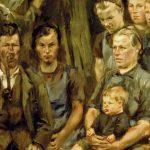 """Max Weiler """"Die Bauernfamilie"""""""